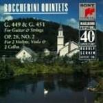 Marlboro Fest 40th Anniversary- Boccherini: Quintets