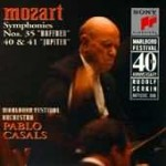 Marlboro Fest 40th Anniversary- Mozart: Symphonies 35,40,41