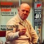 Marlboro Fest 40th Anniversary- Schumann,Schubert: Symphonies