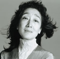 Mitsuko Uchida, Co-Artistic Director - photo by Richard Avedon