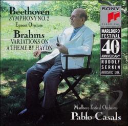 Marlboro Fest 40th Anniversary – Brahms: Symphony No. 2