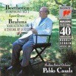 Marlboro Fest 40th Anniversary- Brahms: Symphony No 2/Casals