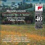 Marlboro Fest 40th Anniversary – Mendelssohn: Symphony No 4