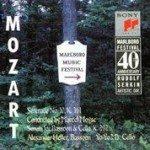 Marlboro Fest 40th Anniversary- Mozart: Serenade K 361, Etc