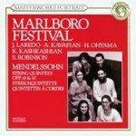 Marlboro Festival – Mendelssohn: String Quintets / Laredo, Kavafian