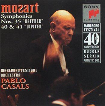 Marlboro Fest 40th Anniversary – Mozart Symphonies
