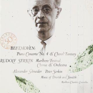 Beethoven: Piano Concerto No. 4, Choral Fantasy