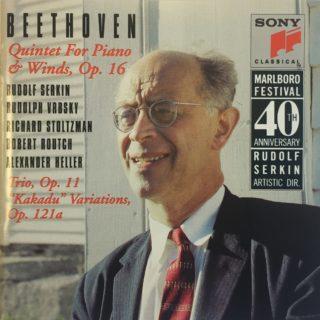 Marlboro Fest 40th Anniversary – Beethoven: Quintet, Trios