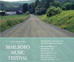 Live From Marlboro – Beethoven, Mozart / Uchida, Soyer, Kim