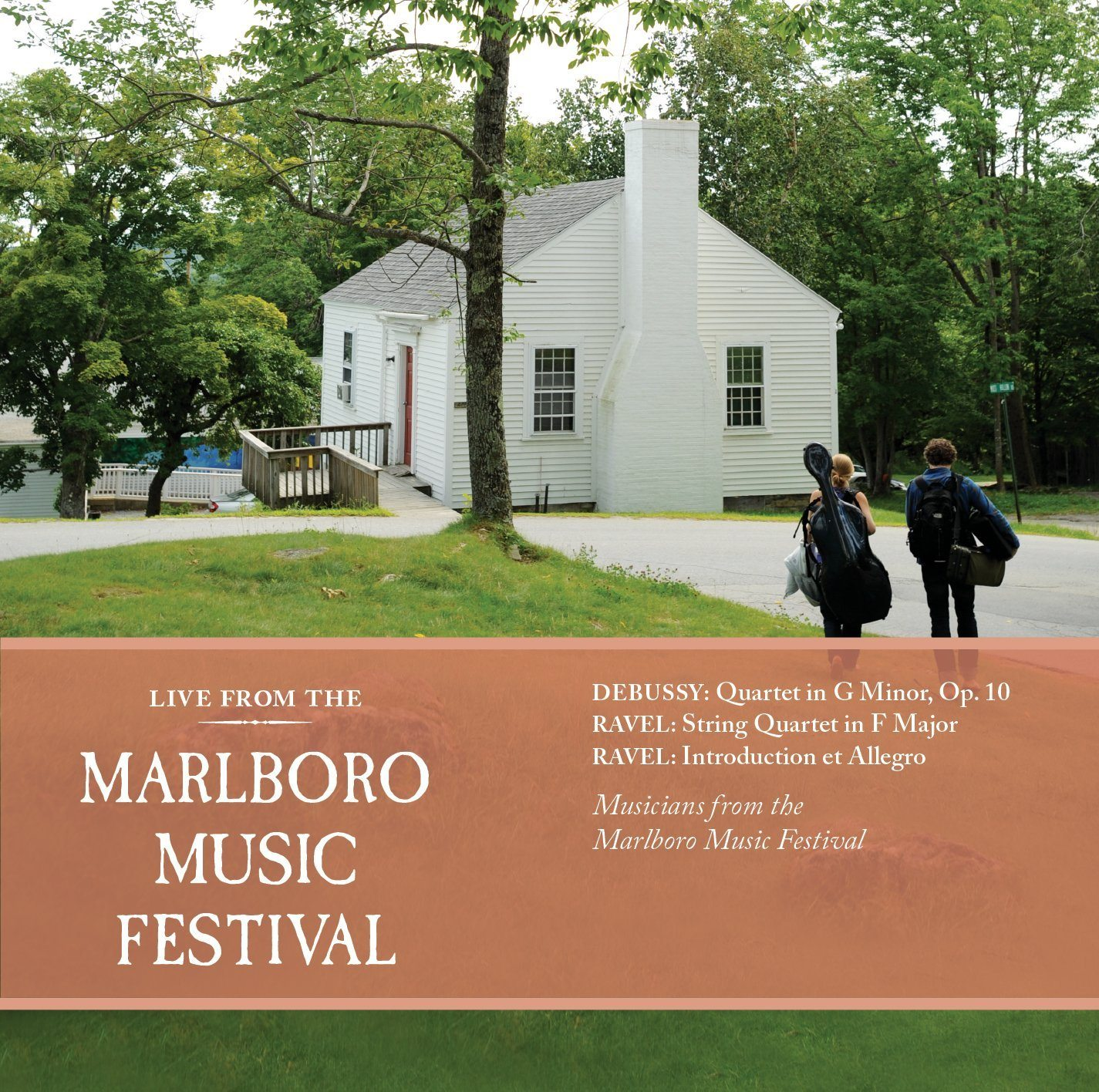 Live from Marlboro – Debussy, Ravel: String Quartets
