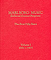 Collected Marlboro Programs (1951-2000)