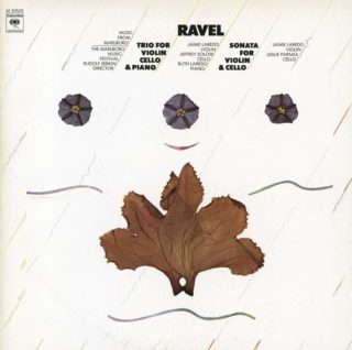 Music from Marlboro – Ravel: Piano Trio, Sonata for Violin and Cello