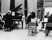 """You had this: not only great musicians and a great environment, you had the kind of musicians who had a pipeline to these gods. Rudolf Serkin, who knew Reger, who knew the whole Central European milieu so profoundly."" –Arnold Steinhardt 