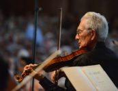 Arnold Steinhardt. Photo by Pete Checchia.