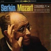 Mozart Piano Concerti LP