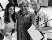 """""""When I first heard the Franck Piano Quintet in F Minor, it was an assignment at the Marlboro Music Festival. I was second violin playing with a pretty intimidating woman by the name of Pina Carmirelli, who was a towering figure and a very passionate performer. She stepped into the rehearsal and started with this powerful opening—it's an incredibly passionate piece, and ever since, I remember the sound in my head. Whenever I play this, I hear her in my mind, and it left me just loving this piece. She was one of the most powerful players, and her sound and expansiveness was magnetic and all her own."""" <br>—Carmit Zori 