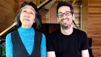 Mitsuko Uchida and Jonathan Biss