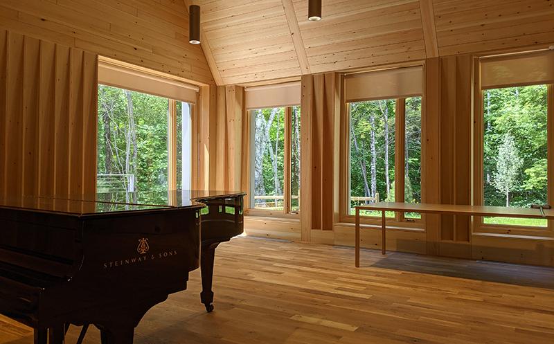 The Alexander Schneider Rehearsal Room